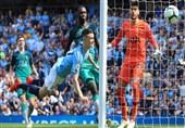 فوتبال جهان| منسیتی از تاتنهام انتقام گرفت و به صدر جدول رسید