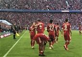 فوتبال جهان| بایرن مونیخ حاشیه امنیتش در صدر جدول را افزایش داد