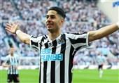 فوتبال جهان|نیوکاسل با هتتریک «پرز» 3 پله صعود کرد