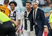 فوتبال جهان| ماسیمیلیانو آلگری: رونالدو آینده یوونتوس است/ در واقع اسکودتو را در زمین بولونیا فتح کردیم!