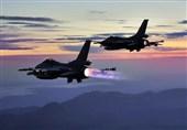 سوریه|حمله هوایی ترکیه به حومه الحسکه