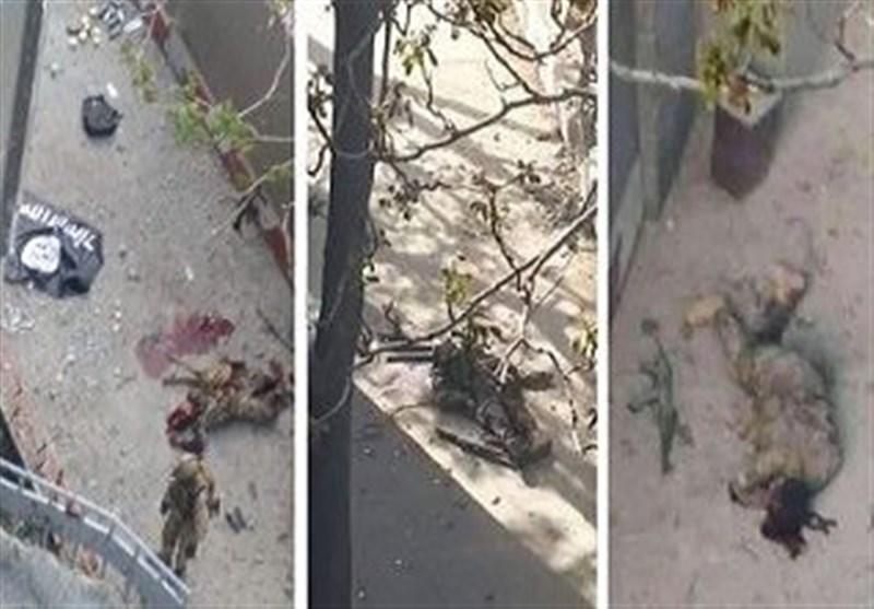 7 کشته و 8 زخمی؛ داعش مسئول حمله به وزارت مخابرات افغانستان