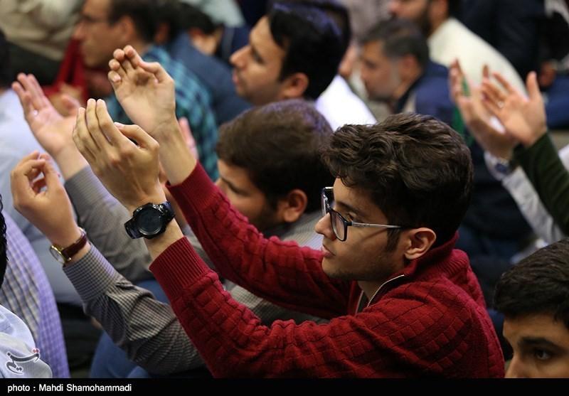 جشن نیمه شعبان در استان کردستان+فیلم