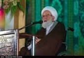 شیخ عیسی قاسم در مشهد مقدس: اسلام آمده تا انسان را تربیت کند