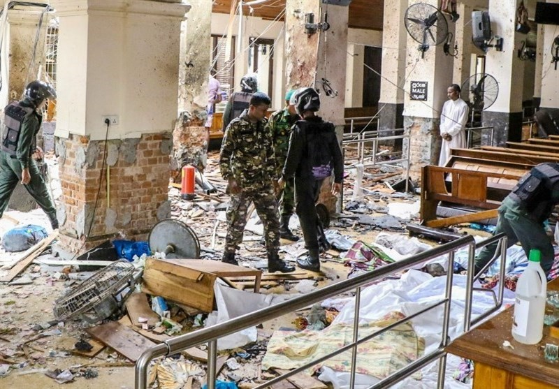 کشته شدن 4 آمریکایی در حملات سریلانکا