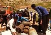ماجرای کمبود کپسول گاز مایع در روستاهای شهرستان طارم چه بود؟ + فیلم
