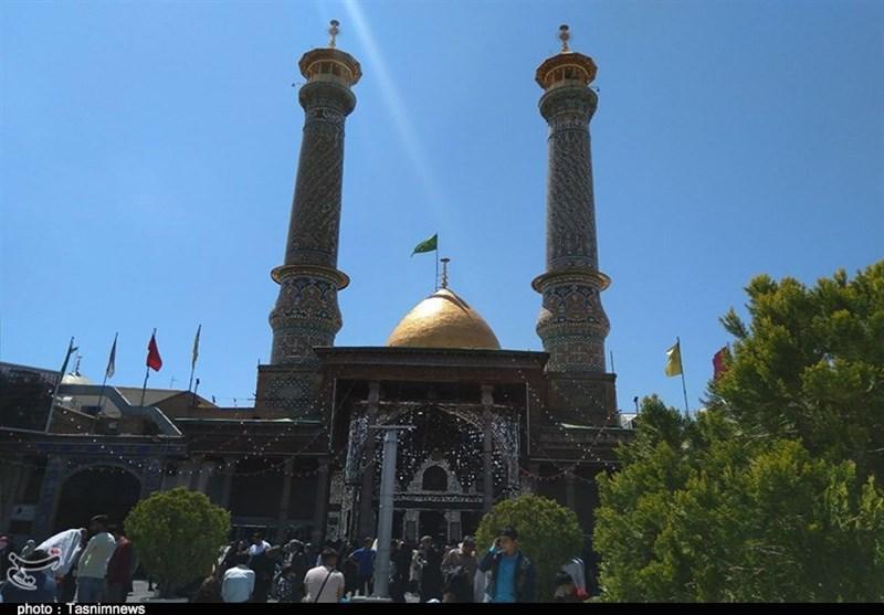 خطبه عقد بیش از 50 زوج جوان در آستان مقدس حضرت عبدالعظیم (ع) جاری میشود