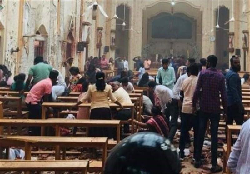 تلفات حملات سریلانکا به بیش از 290 نفر رسید