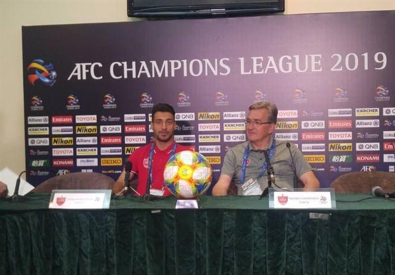 برانکو: به یک اخطاره بودن بازیکنانمان فکر نمیکنیم/ الاهلی با عنبر تغییر خواهد کرد