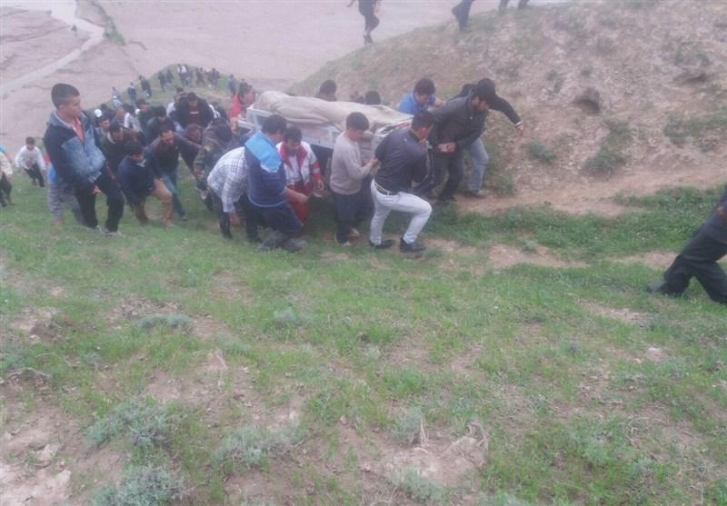 پیدا شدن جسد نوجوان کلاله ای در گرگانرود پس از 12 روز