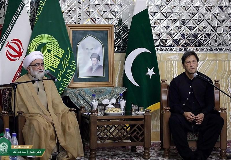 تولیت آستان قدس رضوی: تقویت مشترکات ایران و پاکستان بهترین زمینه برای خنثی کردن توطئههای مستکبران است