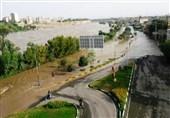 اهواز  بخشی از مسیر بلوار ساحلی شرقی در محدوده منطقه هفت بازگشایی شد