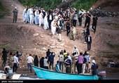 جشن عروسی در روستای سیل زده چم مهر پلدختر