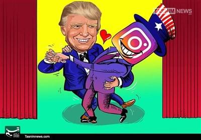Instagram Removes Accounts of Iranian Officials, Commanders