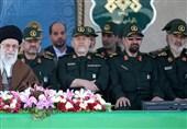 گزارش: 40 سالگی سپاه پاسداران با 8 فرمانده؛ از «منصوری» تا «سلامی»+عکس
