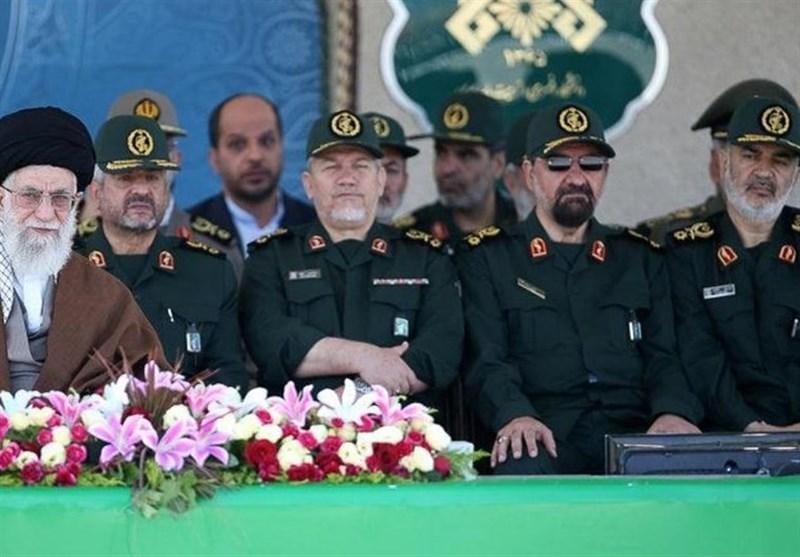 گزارش: 40 سالگی سپاه پاسداران با 8 فرمانده؛ از «منصوری» تا «سلامی»+ عکس