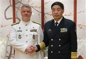 گسترش همکاری عملیاتی بین نیروهای دریایی ایران و چین