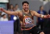 احسان حدادی: خستگی در تنم ماند؛ چون توقع مدال داشتم/ در المپیک میتوانم نتیجه بهتری بگیرم
