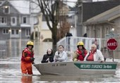 1,000 Forced to Evacuate Homes across Southern Quebec Because of Flooding