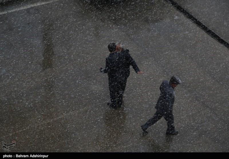 بارشهای رگباری چهارمحال و بختیاری را فرا میگیرد
