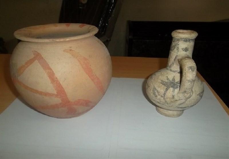 اشیا عتیقه متعلق به دوره ساسانی در مازندران کشف شد