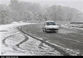 برف در جادههای 5 استان در سومین روز اردیبهشت