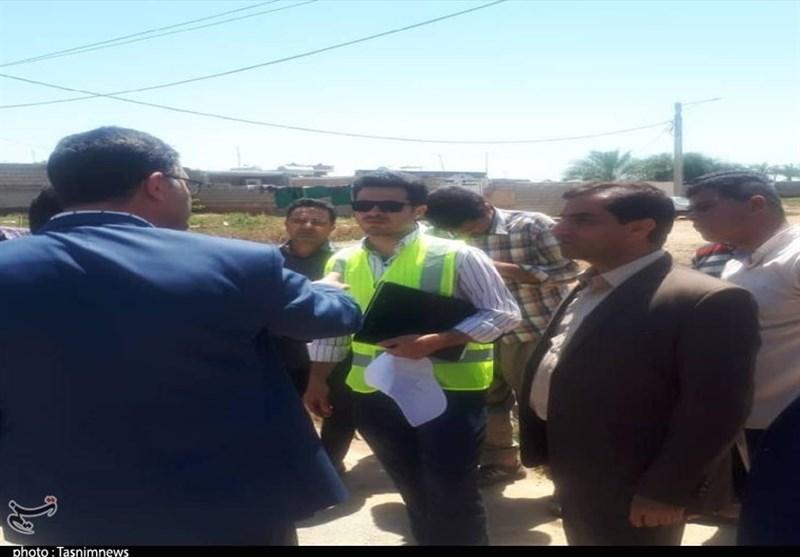 اهواز| پاسخی به کلیپ جعلی از خدمات بنیاد مسکن خوزستان + فیلم