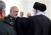 امام خامنہ ای نے حسین سلامی کو پاسداران انقلاب اسلامی کا نیا چیف مقرر کردیا