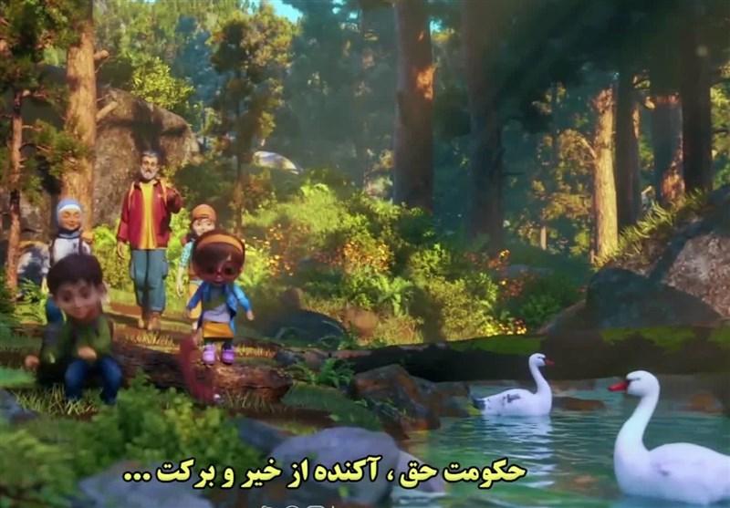 «اَمیرُ الزَّمان»؛ انیمیشن جدید ملا باسم کربلایی برای بچهها