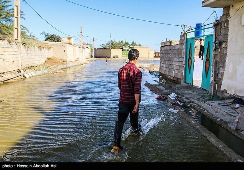 سیلاب 2189 واحد مسکونی استان کرمانشاه را تخریب کرد