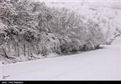 هشدار هواشناسی چهارمحال و بختیاری نسبت به بارش برف و لغزندگی معابر