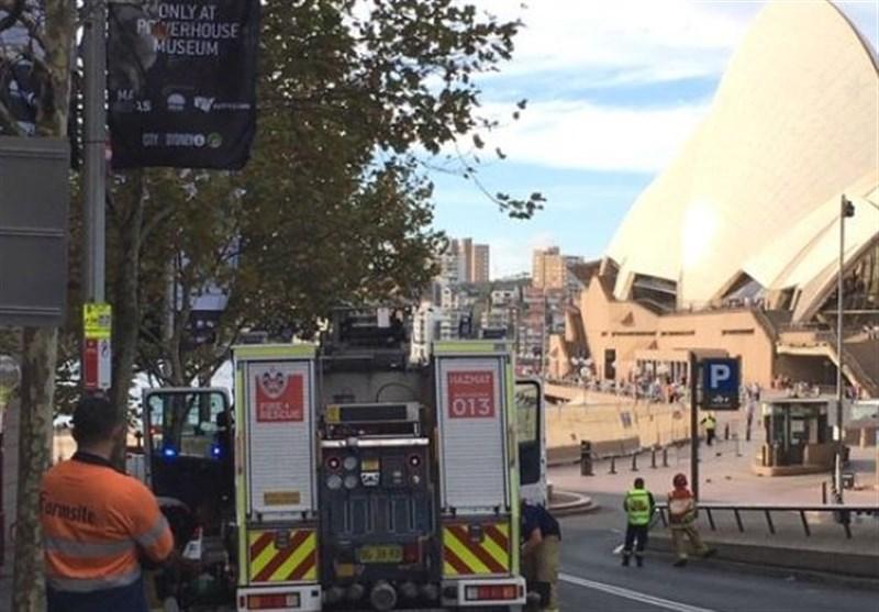 Hundreds Evacuated after Gas Leak at Sydney Opera House
