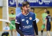 علی شفیعی به تیم والیبال شهرداری ارومیه پیوست