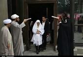 جشن ازدواج 56 زوج دانشجوی دانشگاه خلیج فارس بوشهر به روایت تصویر
