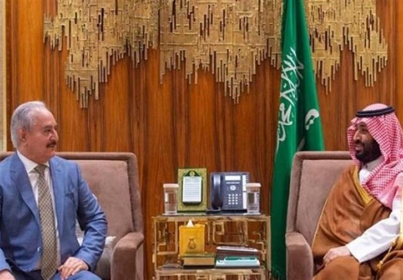 گاردین: حمله حفتر به طرابلس بعد از دیدار با بن سلمان بود