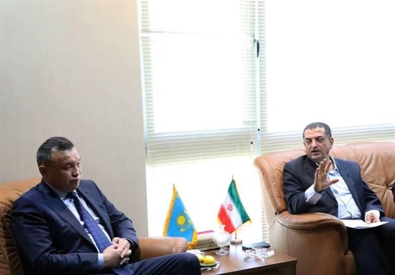 زمینه افزایش مراودات اقتصادی استان فارس و کشور قزاقستان وجود دارد