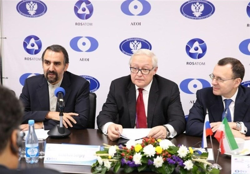Iran, Russia Discuss Washington's Anti-Tehran Measures