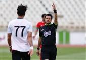 فغانی: انشاءالله کمیته انضباطی صبر بازیکنان را زیاد میکند/ همه چیز فوتبال ما به هم میآید + عکس