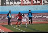 پیروزی «گل ریحان» برابر «قشقایی» شیراز در ورزشگاه انقلاب کرج