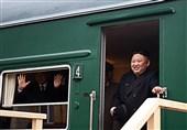 شمالی کوریا کے رہنما جہاز کے بجائےٹرین میں روس پہنچ گئے