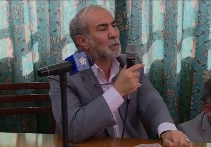 عتاب و خطاب رئیس سازمان جنگلها به مدیر زیر دستش به دلیل پیگیری پرونده زمین خواری+ فیلم