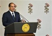 السیسی پس از ورود به قاهره : نگران تظاهرات نیستیم