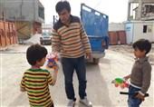 وقتی بهبودیافتگان از اعتیاد به کمک سیلزدهها میروند