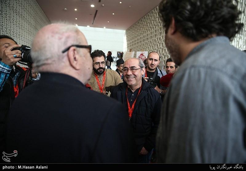 کمال تبریزی کارگردان سینما و پل ژوزف شریدر، فیلمساز، فیلمنامهنویس و منتقد آمریکایی