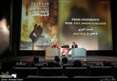 نشست خبری پل ژوزف شریدر، فیلمساز، فیلمنامهنویس و منتقد آمریکایی