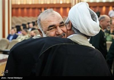 سرلشکر حسین سلامی فرمانده کل سپاه پاسداران انقلاب اسلامی