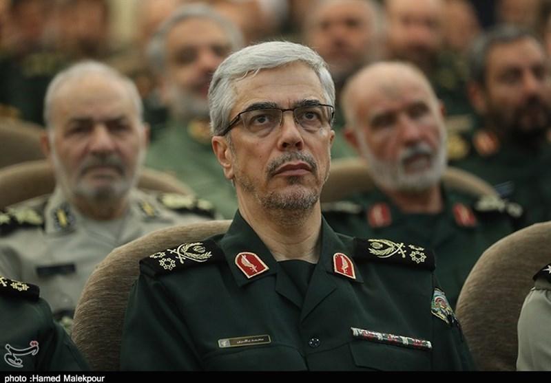 Iran's Top General Warns Enemies against Adventurism