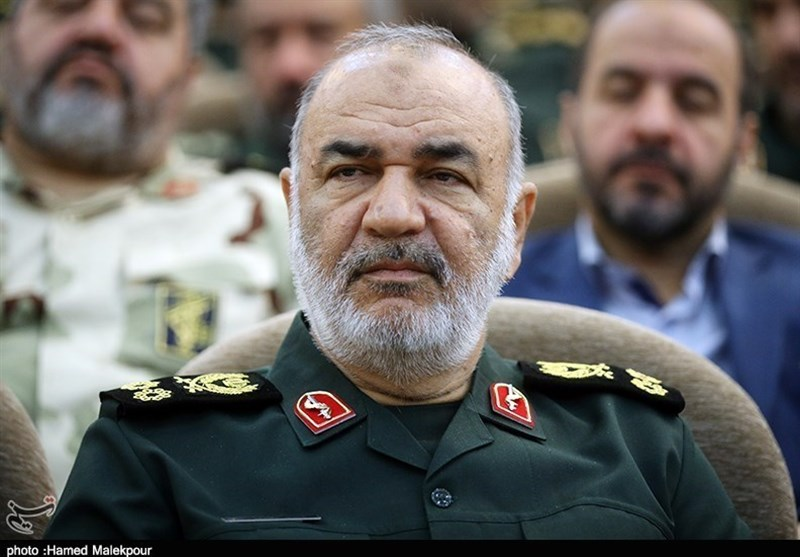 IRGC Commander: US Push for Talks Aimed at Wrecking Iran's Defense Power