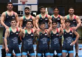 Iran Freestyle Team Wins Asian Wrestling Championships
