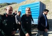 سردار غیبپرور: سازمان بسیج ساخت و تعمیر 20هزار واحد از منازل سیلزده را تعهد کرده است